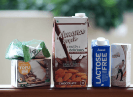 Lactose Intolerants Rejoice With These 7 Dairy-Free Treats