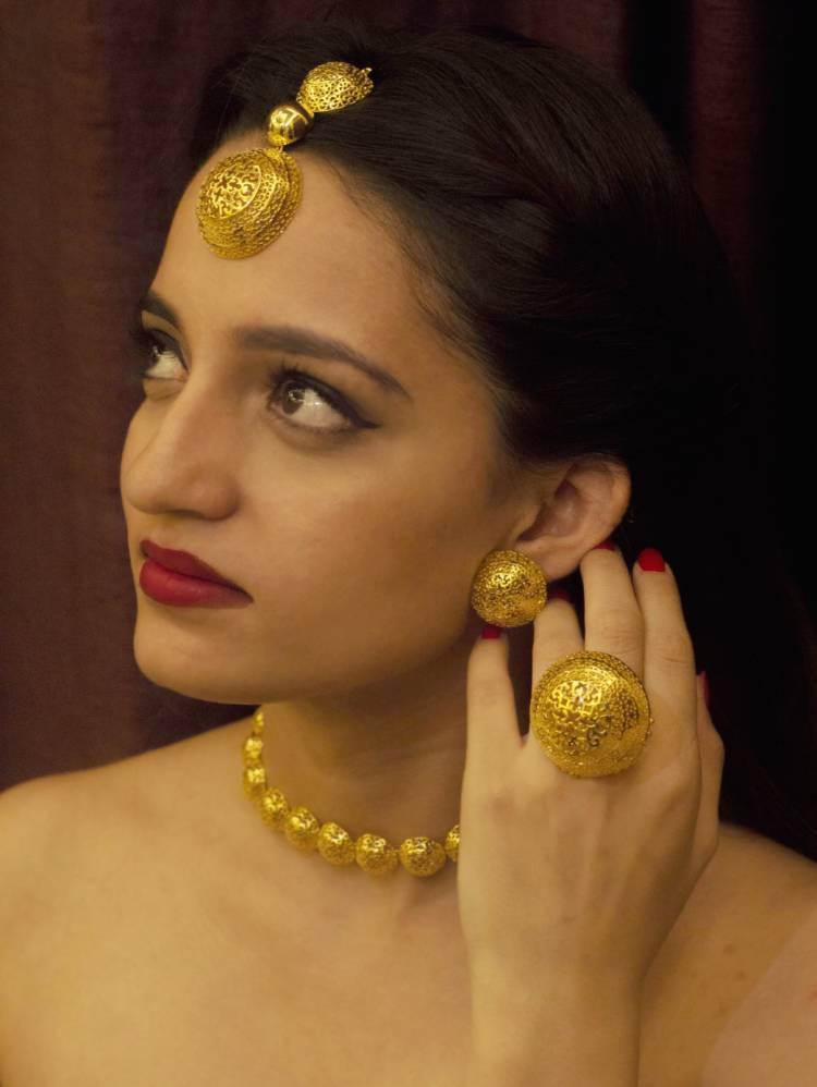 matha tika styles for wedding