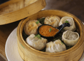 Steamed, Fried, Tandoori and Boozy- Savour The Most Delicious Momos in Town