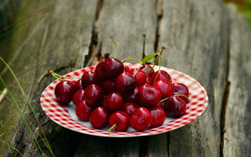 high sugar fruits
