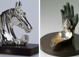 Dress Up Your Home With Stunning Silver Pieces From 999 Silver