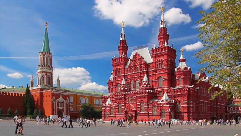 why you should visit Moscow