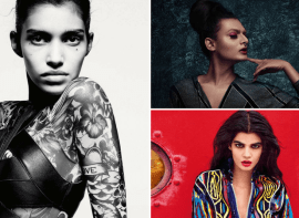 6 beautiful androgynous models in India who are making headways