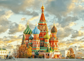 6 Compelling Reasons To Visit Moscow, The Enigmatic Russian Capital