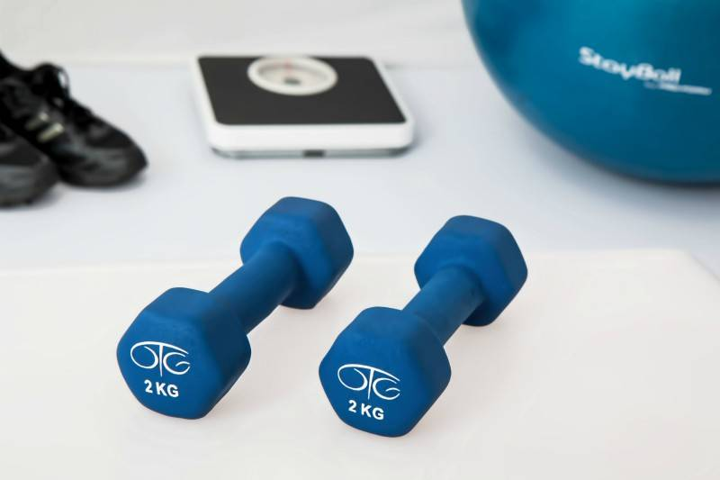 how to start working out, weight training