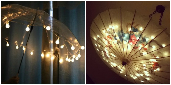 diwali lights decor DIY