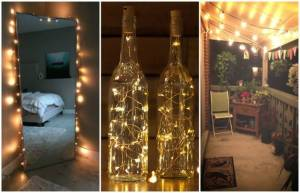 8 Ways To Reuse Diwali Lights And Make Your Home Look Instagram-Worthy