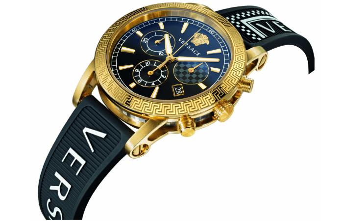 versace watches for him