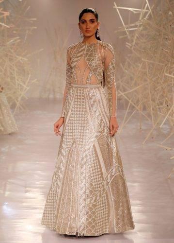 designer bridal outfits