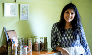 Living A Waste-Free Life And Changing The World: Meet Badass CEO Sahar Mansoor