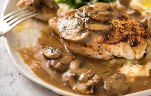 healthy chicken recipes