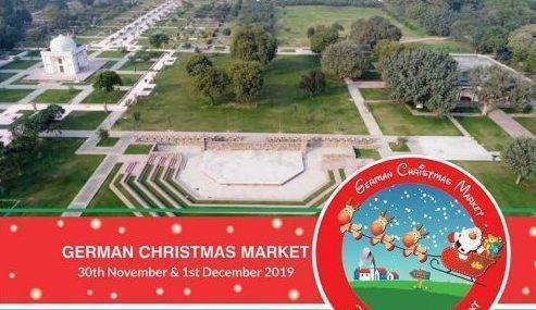 christmas events in Delhi