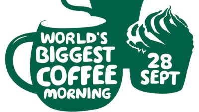 MacMillan World's Biggest Coffee Morning is BACK!