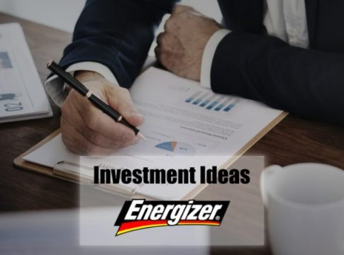 Investment Ideas from Alpari - Energizer