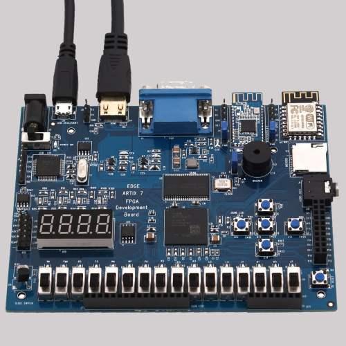 small resolution of edge artix 7 fpga development board 8