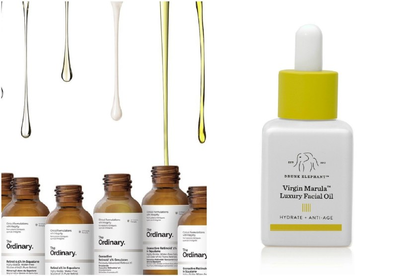 the ordinary drunk elephant marula oil