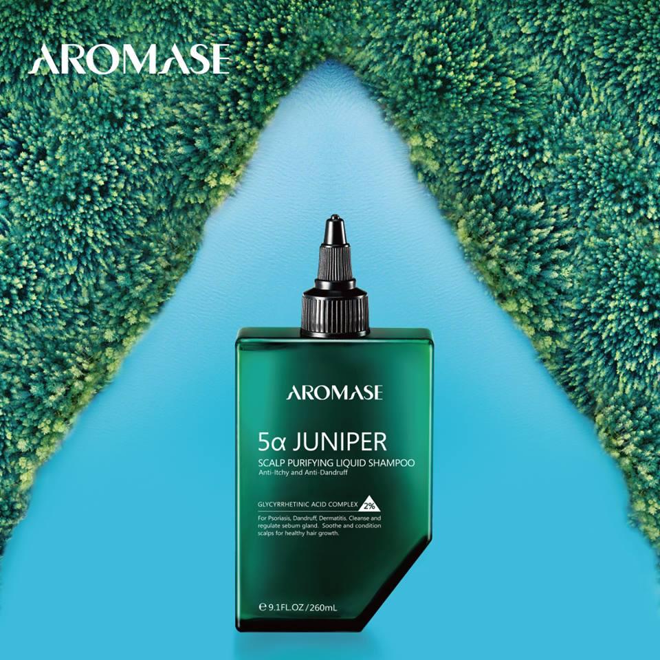 aromase 5a juniper problemi cuoio capelluto