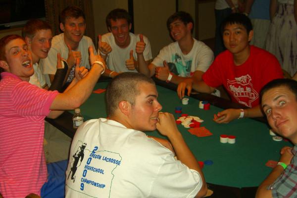 Grad Casino Party