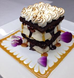Artful Dessert by Gena Shtern
