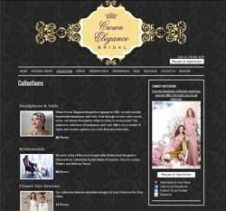 Crown Elegance Bridal