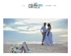 Matthew Gambino Wedding Photography Website