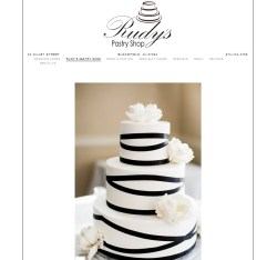 Rudy's Pastry Shop Wedding Cakes