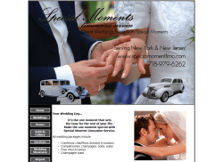 A Special Moment Limousine Wedding Center