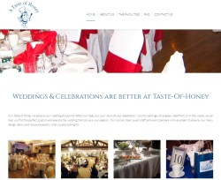 A Taste of Honey Wedding Venue and Planners