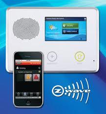 2Gig Integrated Burglar Alarm