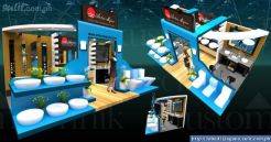 Jobedz Llaguno - 3D, Booth, Exhibit, Interior, Exterior and Sketch Up Designer