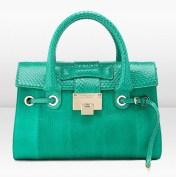 Jade Jimmy Choo bag