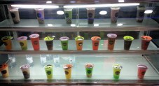Bubble Tea Counter