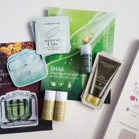 November 2015 Nature Republic Haul
