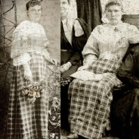 GINGHAM DRESS - great true story... contrib by Paul Bleckley