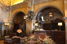 Disneyland Hollywood Tower Hotel Inside