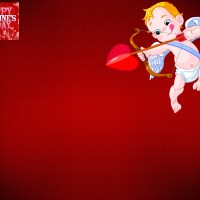 Get Ready With Cupido In Art Game's Valentine's Party