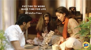 Tide's New Campaign #TideForTime Highlights the Significance of Time Spent on Important Things in Life