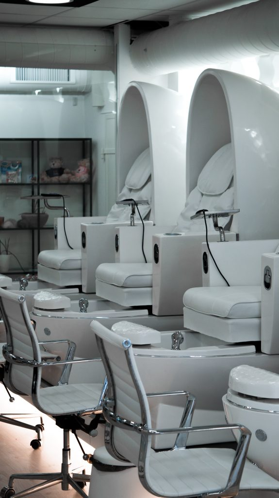 russian manicure epicure ladies center beauty salon nailsalon copenhagen
