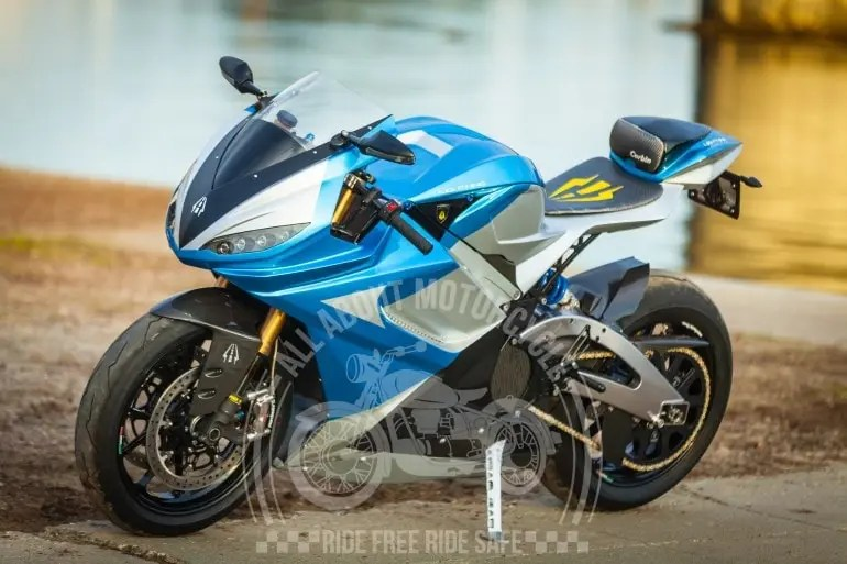 Lightning LS-218 top ten fastest motorcycle in the world