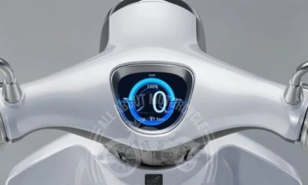 Honda Announces New Electric Scooter 2018