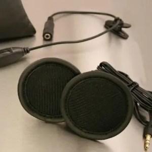 Tork X-Pro Motorcycle Helmet Speakers (with Volume Control)