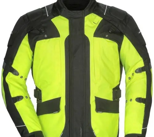 Tourmaster Transition Series 4 Men's Textile Motorcycle Touring Jacket