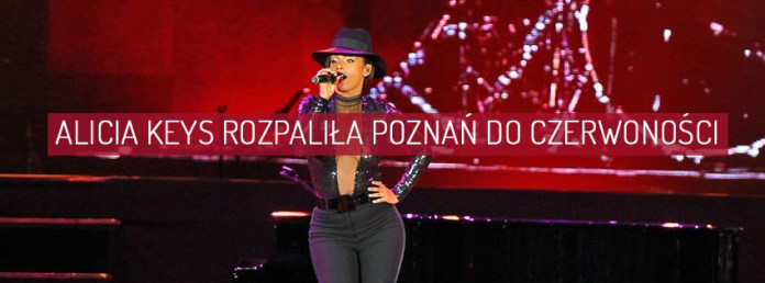 alicia keys poznan