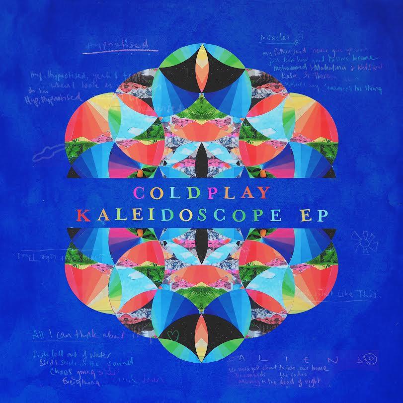 Coldplay - Kaleidoscope EP (2017), recenzja Zuzanny Janickiej