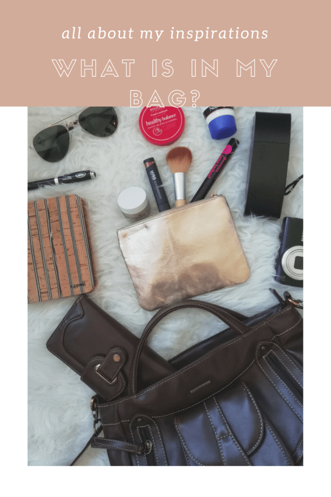 What is in my bag?