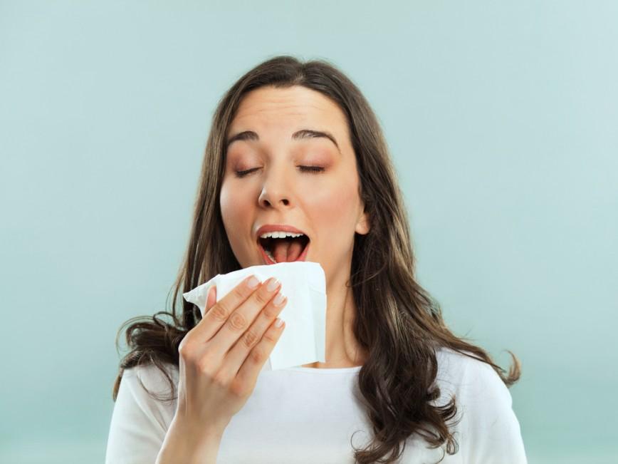 Почему люди чихают