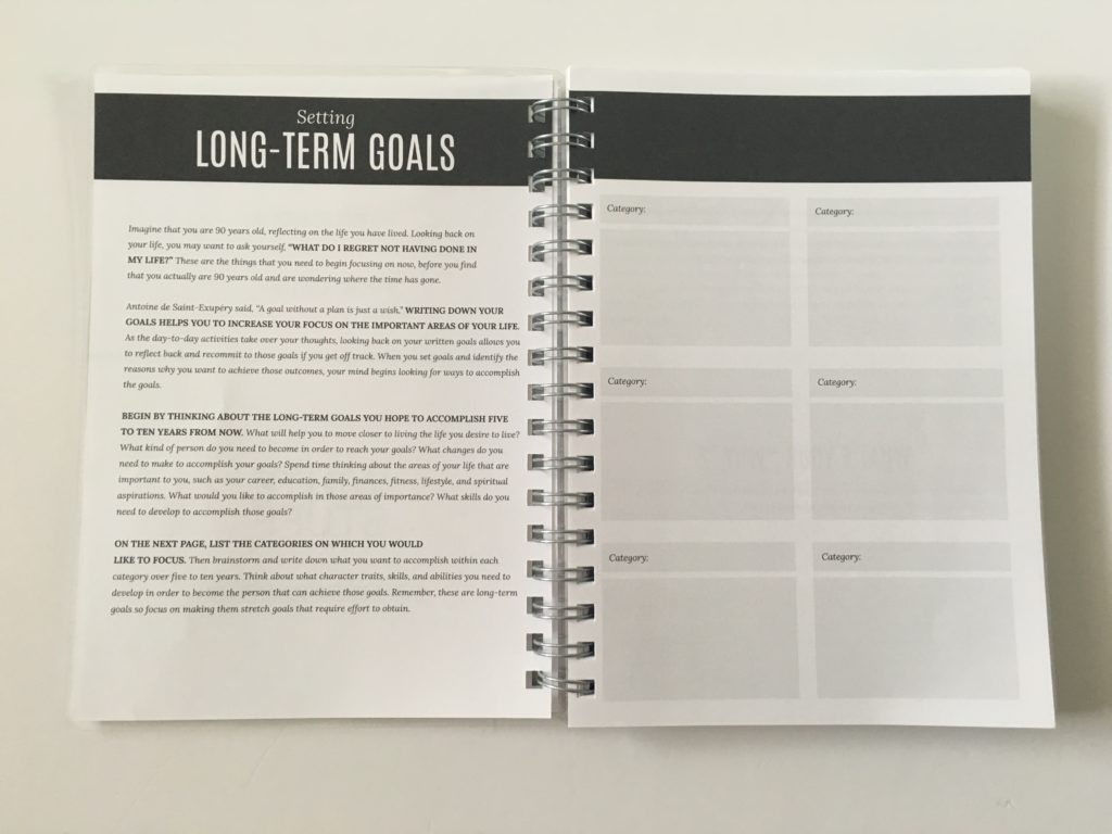 Write Stuff Planning Weekly Planner Review Pros Cons