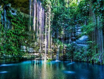 Top ten Cenotes in the Riviera Maya
