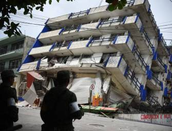 Billionaire Carlos Slim's Company To Benefit From Post-Earthquake Rebuilding Of Mexico City