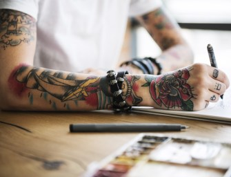 Designing Smart Tattoos To Help Monitor Your Health